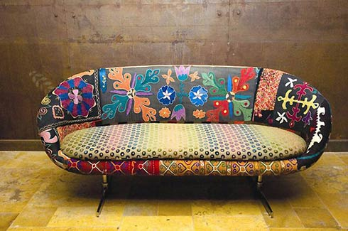 Vintage Couch Modern Design Ideas